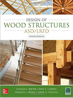 Design of Wood Structures - Breyer