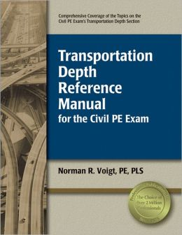 Transportation Depth Reference Manual